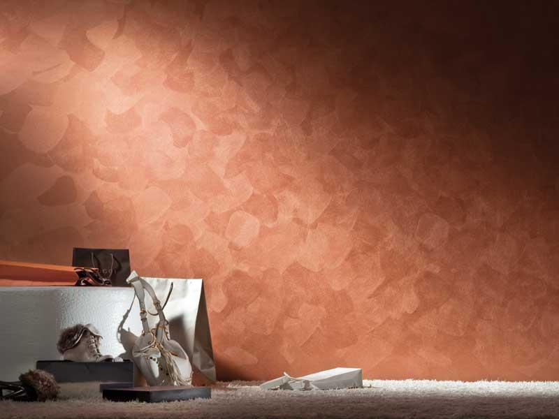 Stucco veneziano antico e spatolato - Colore spatolato casa ...